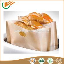 Food Grade FDA Zertifikat Großhandelspreis PTFE No-Stick Toastie Bag