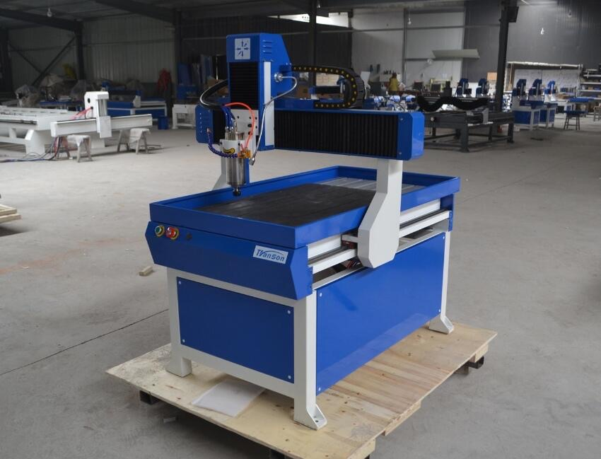 6090 cnc router with water tank