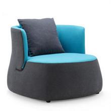 Famous Design Home Furniture Living Room Soft Single Sofa