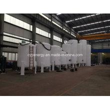 Industrial Gas Welded Thermal-Insulation Liquid Oxygen Nitrogen Lar CO2 Tank