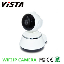 Casa 720p V380 Ip Wireless Wifi CCTV Indoor telecamera