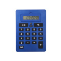 8 calculadora digital con pantalla ajustable
