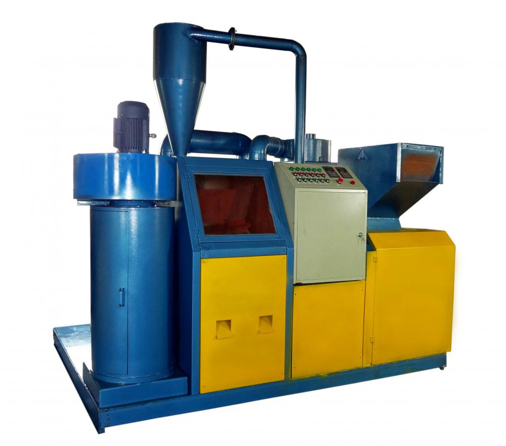 waste recycling machine0