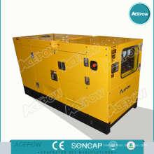 Preço do gerador de 30kVA por Yangdong 65dB Low Noise
