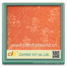 Arbeiten Sie neues Design hübsches Ningbo-Hersteller weiches Polyestergewebe 100 um
