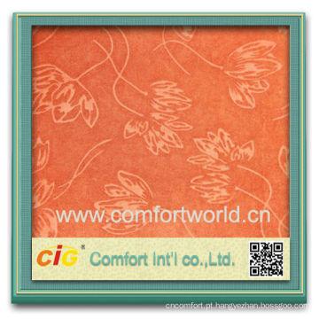 Design de tecido têxtil para móveis de sofá