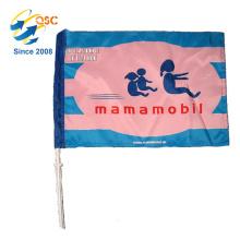 Drapeaux de drapeau / voiture personnalisés spéciaux