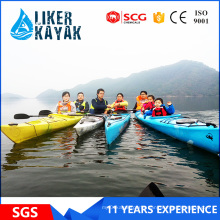 Hot Easty D5.5 Family Kayak for 2-3 Person