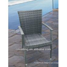 Hot sale Outdoor All Weather beach chair relaxer chair garden chair