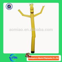 Partido / acontecimiento / día de fiesta / modificado para requisitos particulares hinchable inflable del aire del hombre del tubo del aire del bailarín del aire de la publicidad