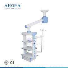 AG-40H-1 Uso de la endoscopia del ajuste de la altura para el brazo colgante médico quirúrgico eléctrico de la cavidad abdominal quirúrgica del solo brazo