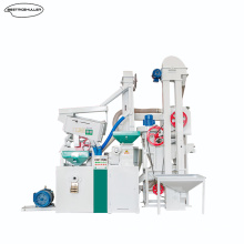 Rice milling machine with higher milled rice rate