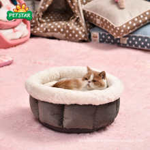 Eco-Friendly Popular Funny Cat Dog Beds Noble Pet Bed Cushion