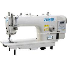 Zuker computador Lockstitch máquina de costura Industrial com ajustador automático (ZK9000D-D2)