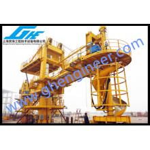 2400bags/H Ship Loader for Cement Plant