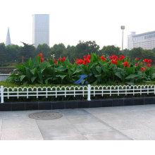 Garde-corps de pelouse et clôture de jardin