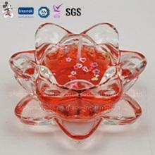 Venda quente Fabricação Decoração Suprimentos Tipo Copo De Vidro Vela com Certificado de Alta Qualidade