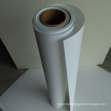 PVC sticker self adhesive vinyl for printing
