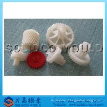 molde plástico da engrenagem helicoidal
