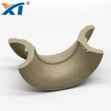 Manufacturer chemical random tower packing 25mm ceramic intalox saddle ring
