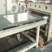 1100 H14 hojas de revestimiento de cortina de aluminio
