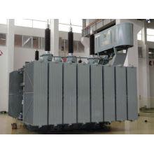 66kv / 11kv 15MVA Step Up Power Transformateur électrique a