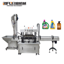 Most popular high speed automatic dropper bottle screw twist off capping machine for essential oil eye drop