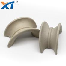 random tower packing 25mm 38mm 50mm 76mm ceramic intalox saddle ring in sulfuric acid plant