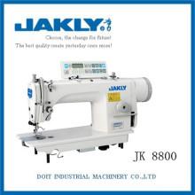 JK8800 Mit ausgezeichneter mechanischer Leistung Computer-Single-Nadel-Steppstich-Industrienähmaschine mit Selbsttrimmer