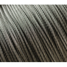 6X19/37 stainless steel wire rope 1in 304