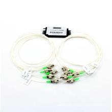 1 * 10 Mini CWDM con el paquete de la caja del ABS