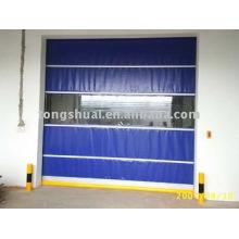 hoch isolierte PVC-Tür