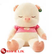 ICTI Audited Factory stuffed big pig toy
