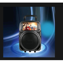 Самый новый MP5 портативный миниый Bluetooth мультимедиа 7 диктора экрана LCD
