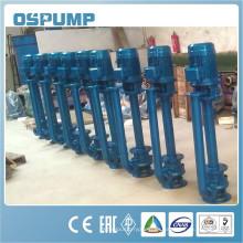 Serie YW Bomba de agua eléctrica sumergible no obstruible en el subsuelo