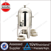 Professional Buffet Equipment Stainless Steel Coffee And Tea Dispenser
