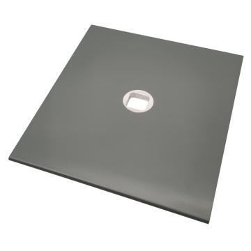 Custom Aluminum Base Plate Fabrication & Assembly