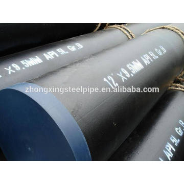 Line pipe for sour service