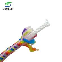 EU Standard PP/PE/Polypropylene/Polyester/Polyamide/Nylon/Plastic/Climbing/UHMWPE/Fishing/Static/Twisted/Mooring/Marine Safety Single Braid/Braided Rope