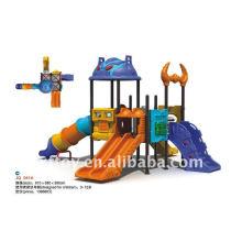 Jugar Slide Equipment