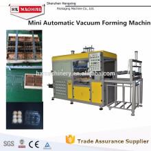 Máquina de formación de vacío automática para productos de espuma PS