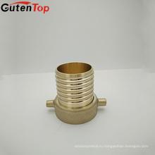 GutenTopBrass трубы адаптер кондиционер сжатие медная труба фитинги