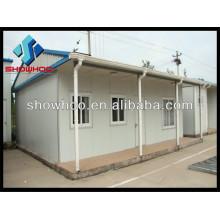 Sandwich panel light frame prefabricated house