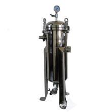 Seitenblech-Filtergehäuse