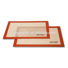 Innovative new products rectangle non stick silicone baking mats