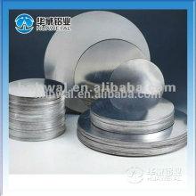 Cercle en aluminium pour un récipient à haute pression