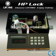Fechadura electrónica de segurança digital para hotel segurança caixa-modelo HP