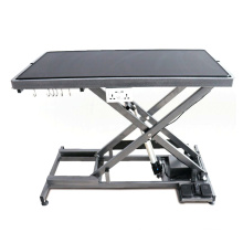 Adjustable  electric examination table  & electric treatment table for veterinary clinic