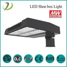 Novo design ETL listado Led Shoebox Light