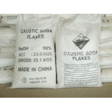 caustic soda flakes msds
